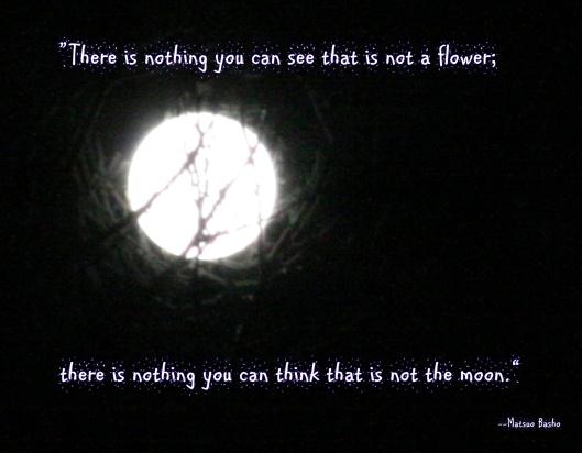 Basho moon